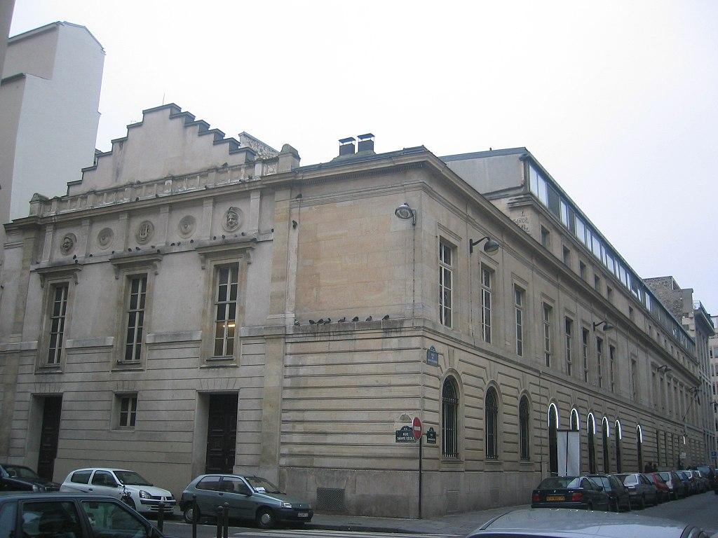 Het Conservatoire de Paris