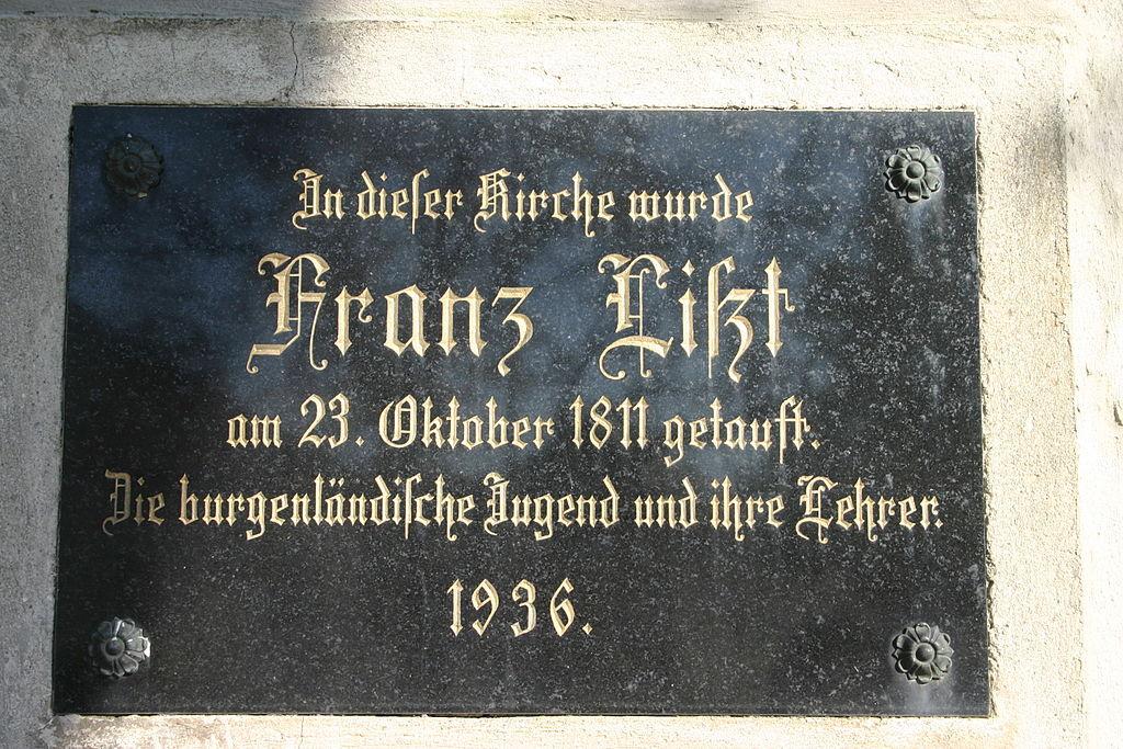 De Franz Liszt Muziekacademie te Boedapest, Hongarije