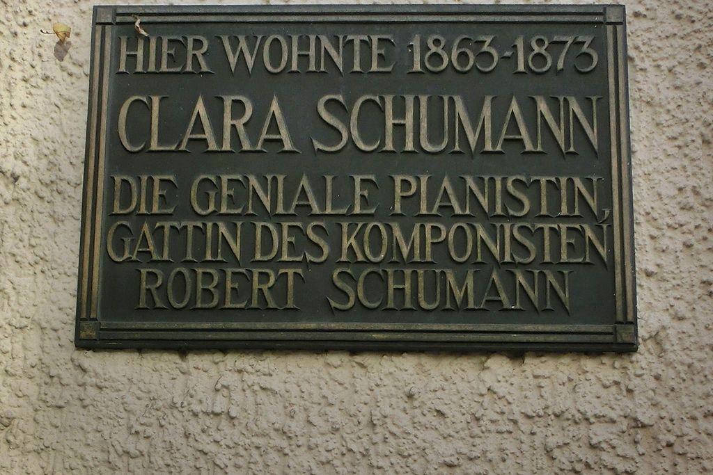 Het overschaduwde compositietalent van Clara Schumann